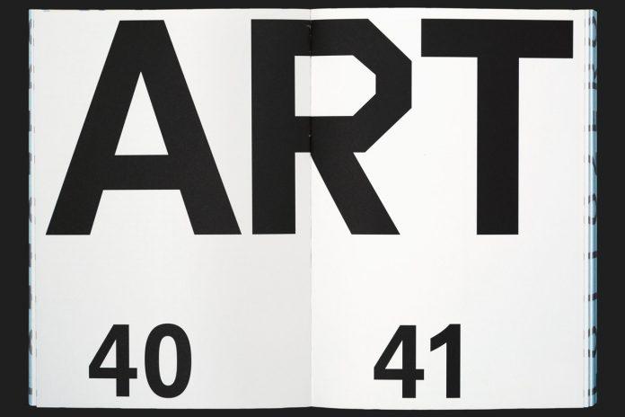 Catalog design by Studio Mut for Inside Lottozero.