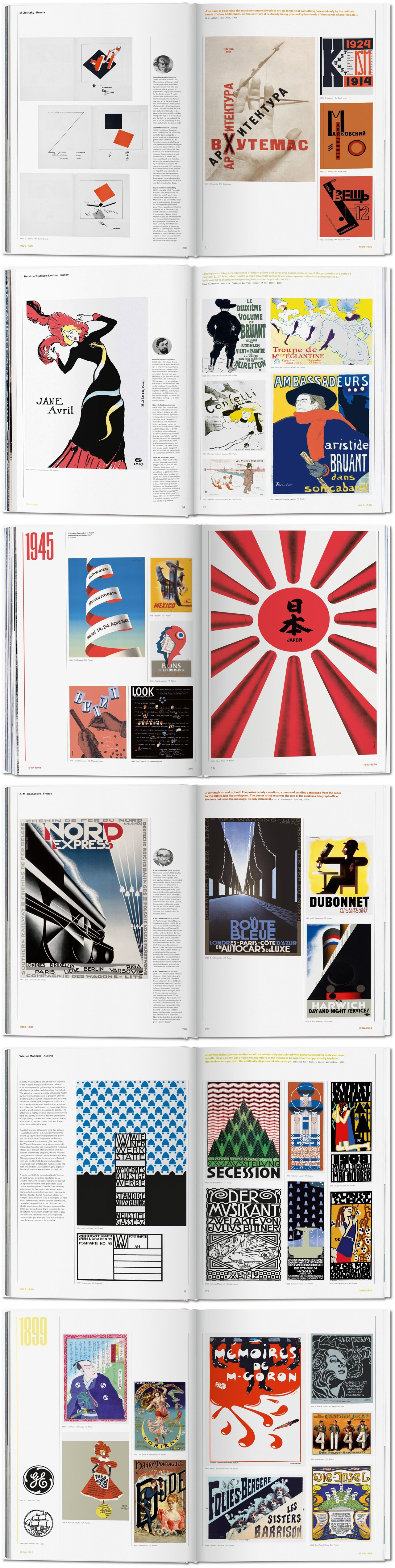 The History of Graphic Design. Vol. 1 (1890–1959)