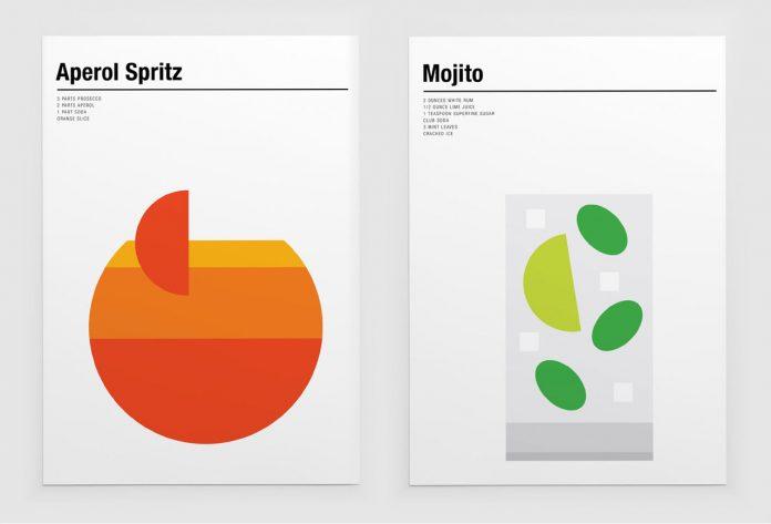 Aperol Spritz and Mojito