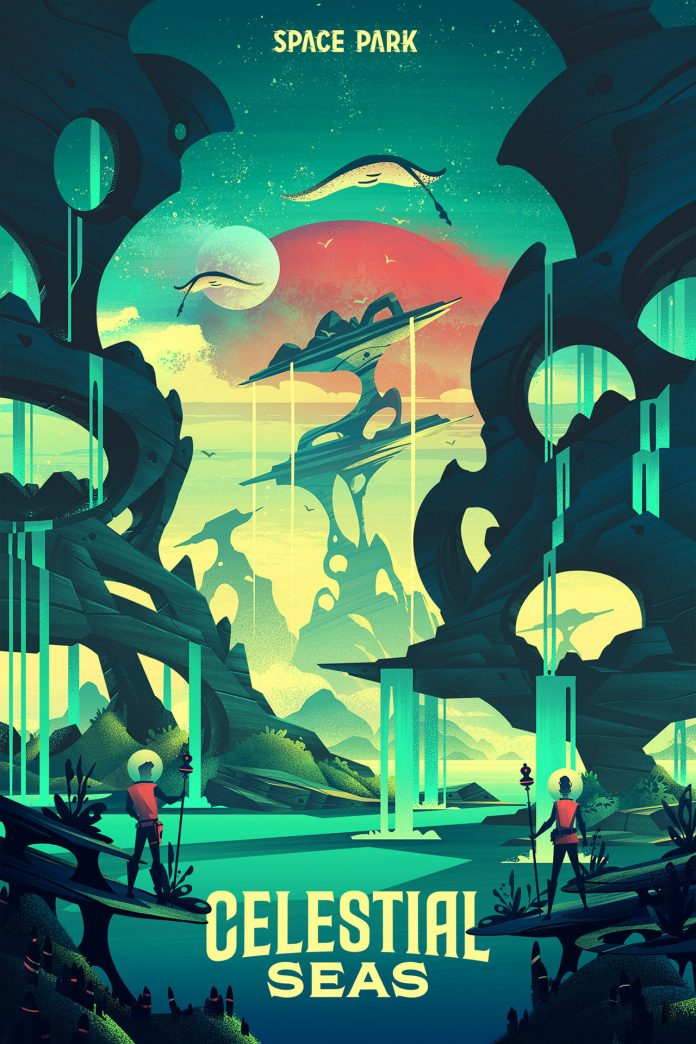 Space Park: Celestial Seas