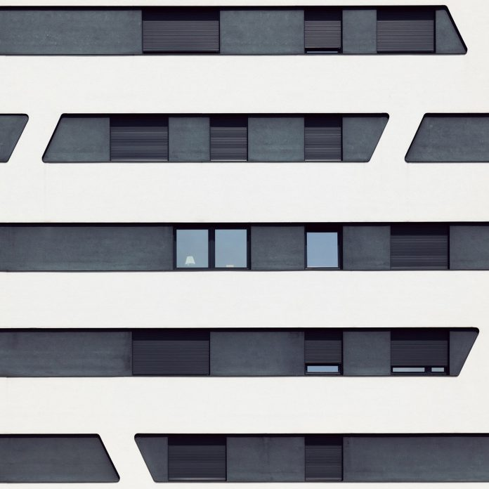 From the Middle II: Minimalist architectural photography by Sebastian Weiss.