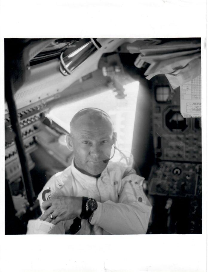 Buzz Aldrin, 1969