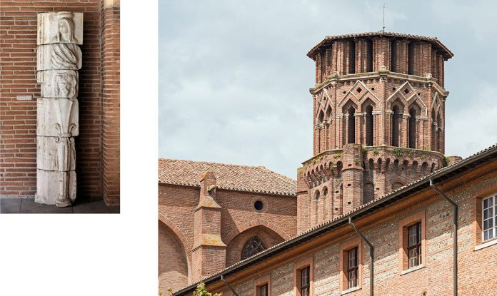The Museum of Fine Arts of Toulouse is placed in the former Couvant des Augustins, which was built in 1309.