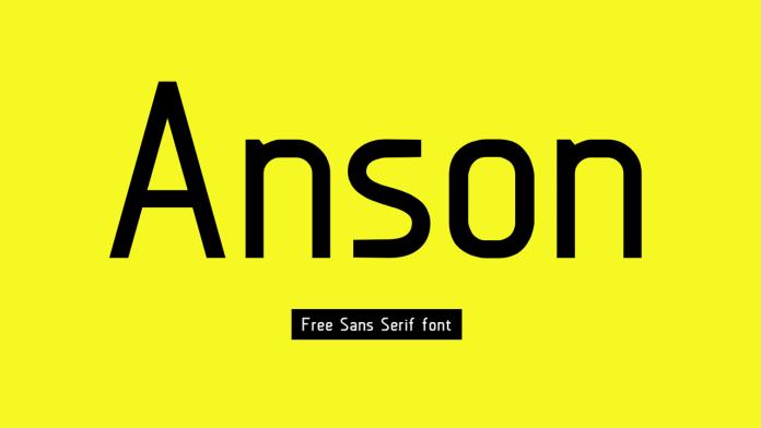 Anson Font
