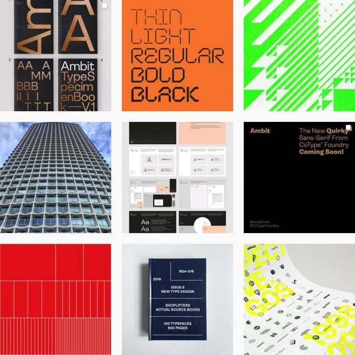 Graphic Designer Mark Bloom aka Mash Creative on Instagram