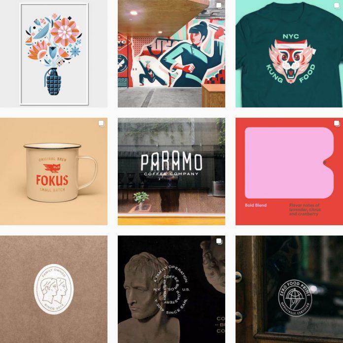 Graphic Designer Ryan Bosse on Instagram