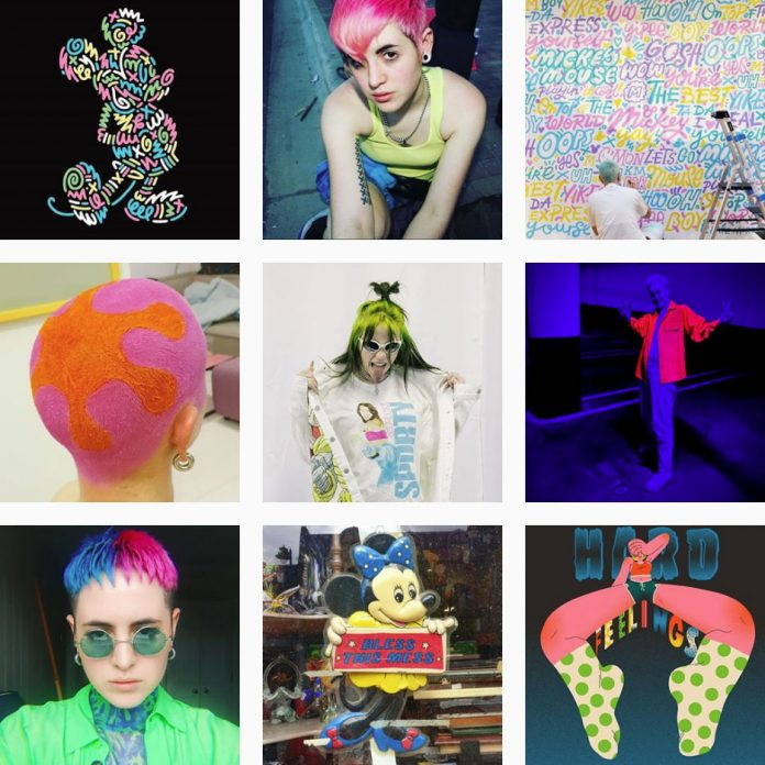 Kate Moross on Instagram