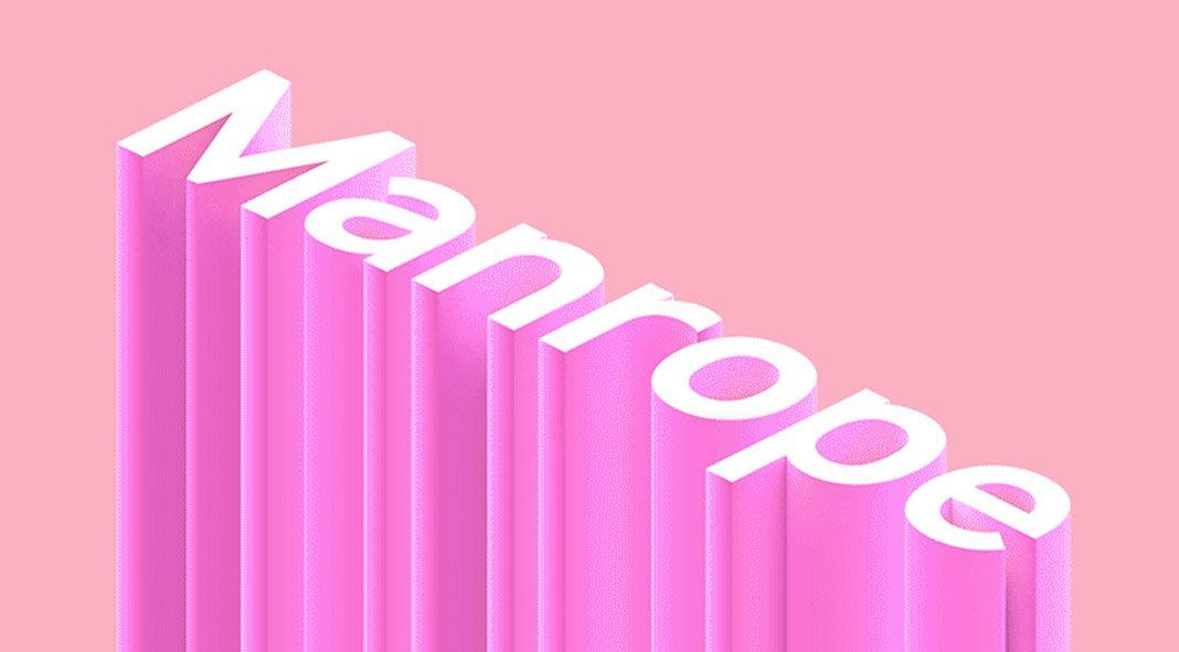 Manrope font family