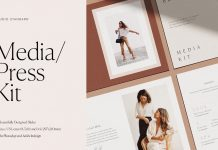 Media Press Kit by Studio Standard