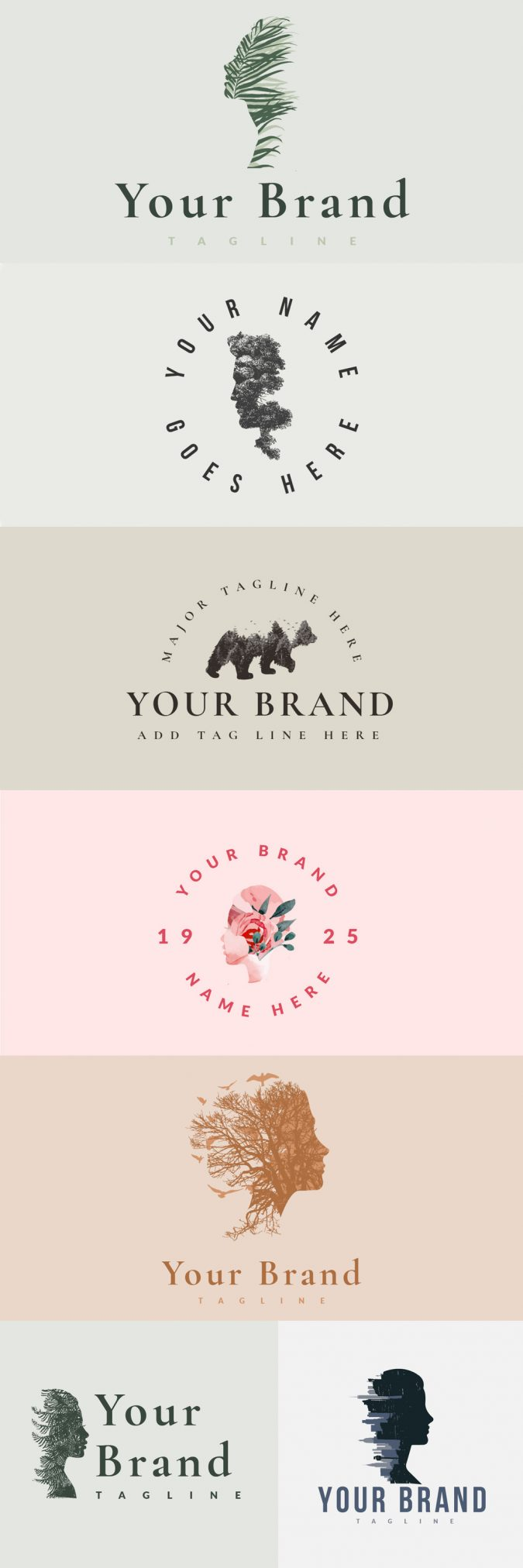 Organic Exposure Logo Kit by New Tropical