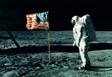 Original prints from NASA's vintage photo archive on display at Continuum in Miami Beach