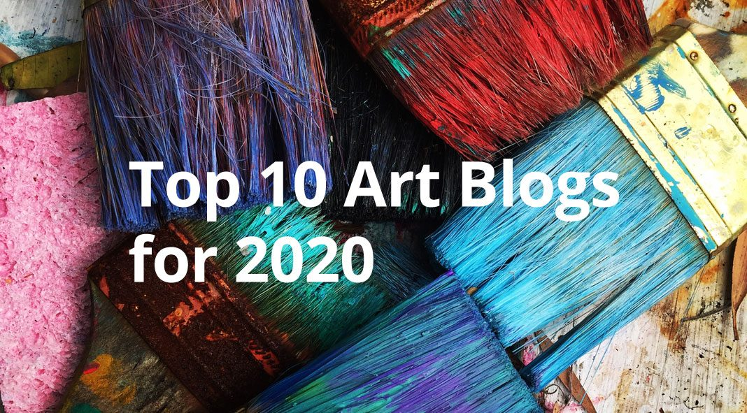 Top 10 Art Blogs for 2020