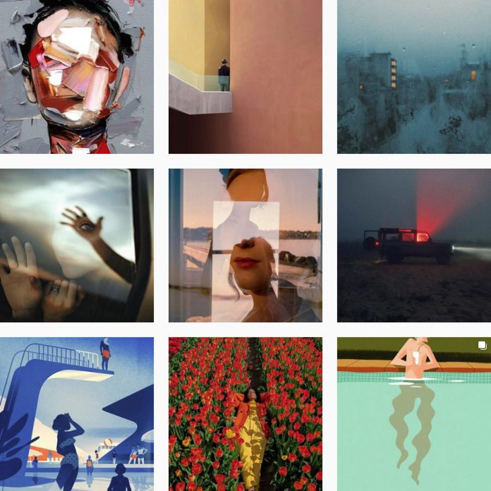 WE AND THE COLOR on Instagram