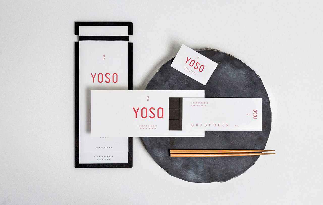 YOSO - branding and graphic design by agency moodley brand identity