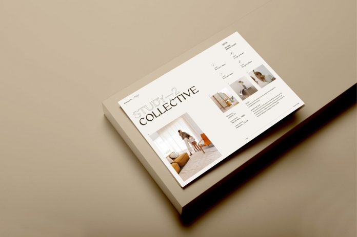 Pitch Deck and Questionnaire design templates for Adobe Photoshop and InDesign.