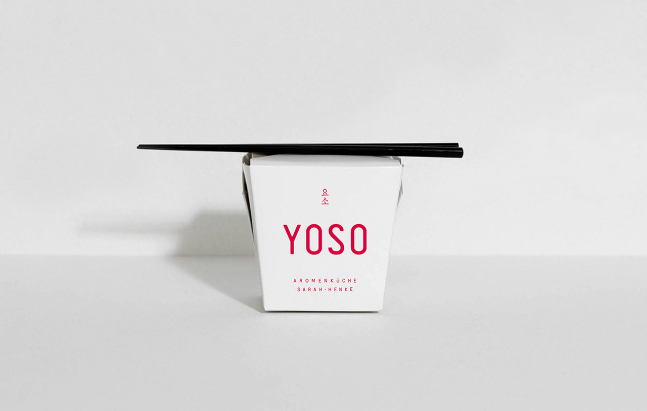 YOSO - branding and graphic design by agency moodley brand identity.