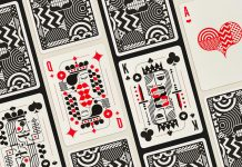 Art of Play, a deck of playing cards designed by TRÜF.