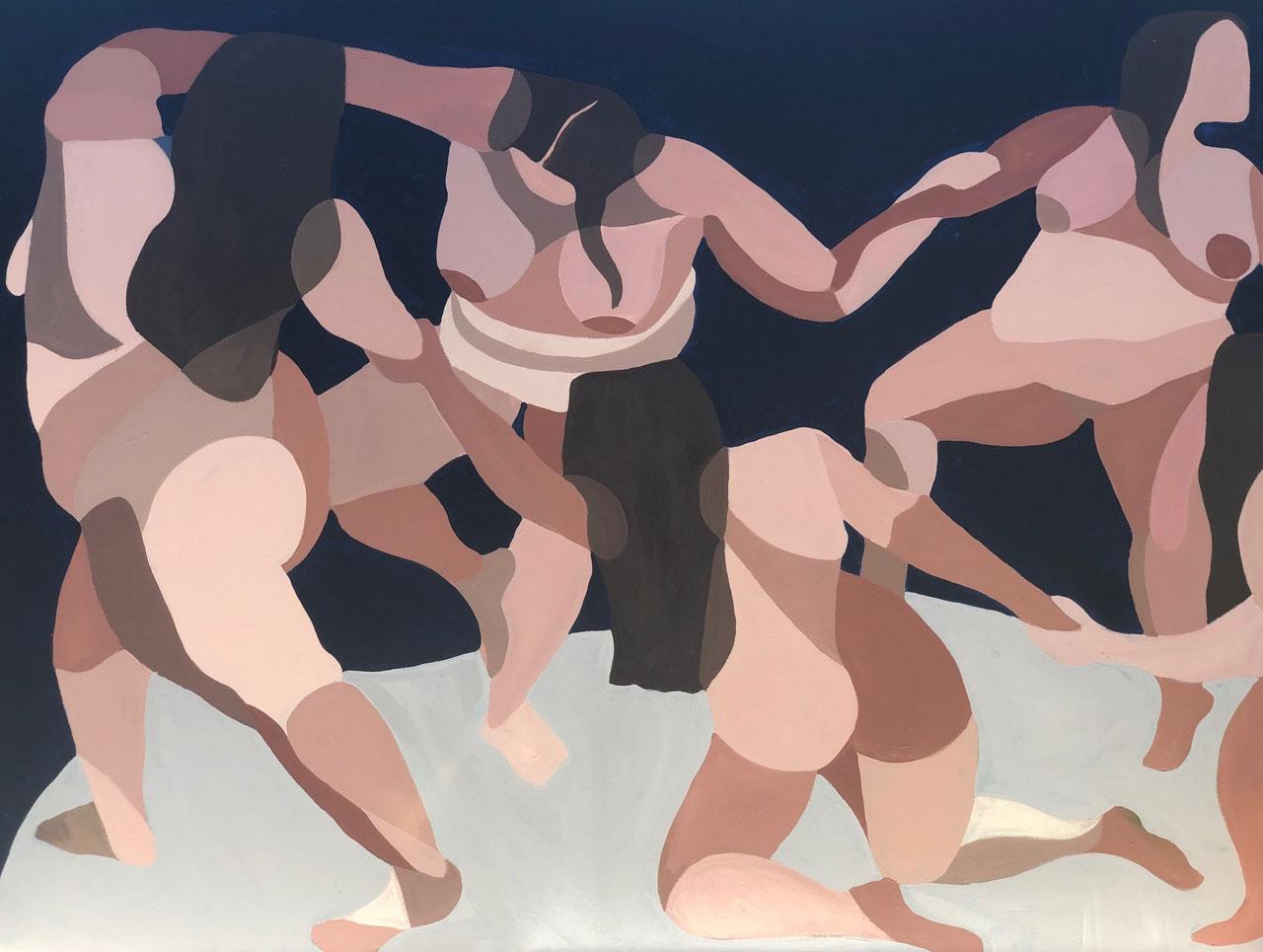 Elisa Valenti - Modern Dance, 2019