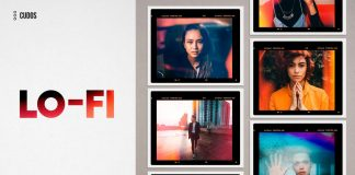 LO-FI: real analog light leaks Photoshop effects for your photos.