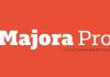 Majora Pro Font Family from Latinotype.