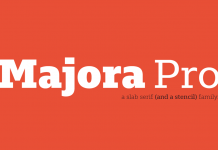Majora Pro Font Family from Latinotype.
