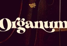 Organum Font Family by Vintage Voyage D.S.
