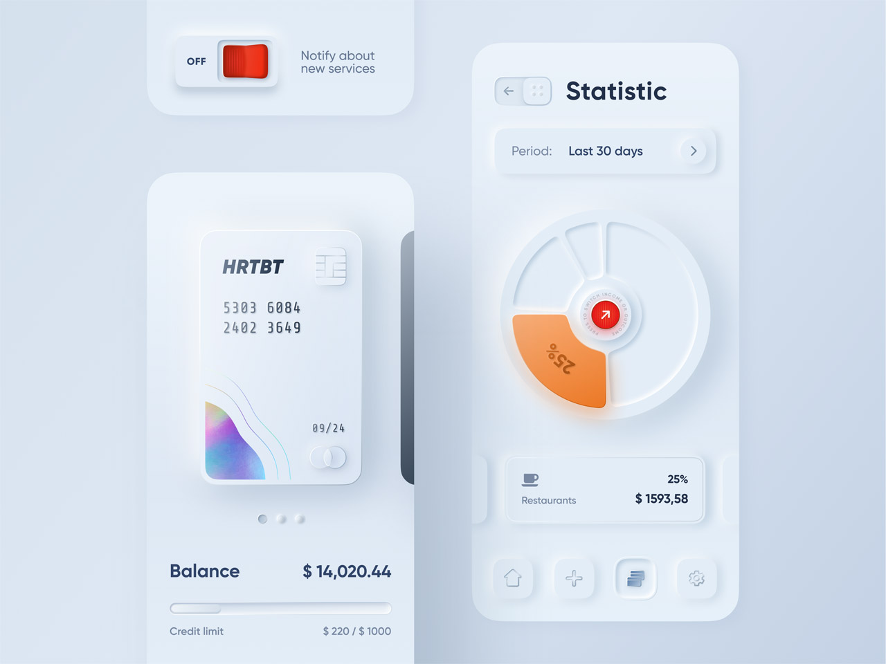UI Designs for Mobile Apps by Alexander Plyuto