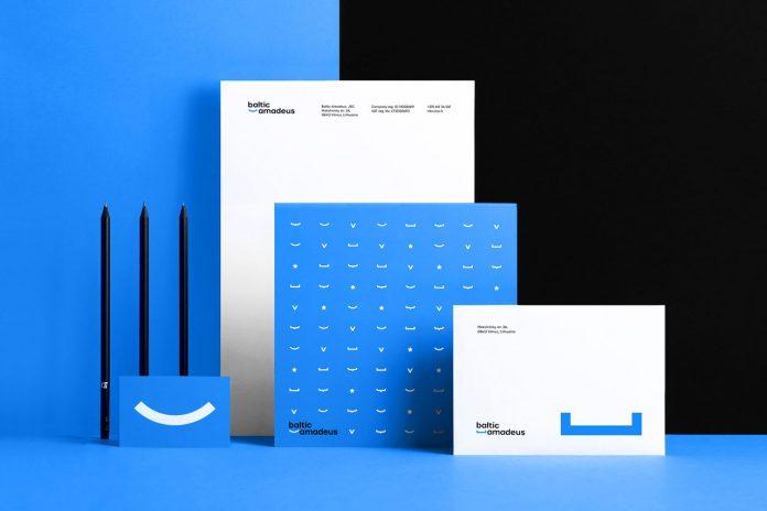 Baltic Amadeus Branding by Graphic Design Studio Folk