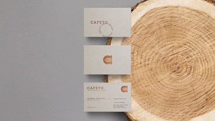 CAFETO. Roasting Lab - graphic design and branding by Luis Pantaleōn
