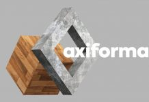 Axiforma font family by Galin Kastelov.