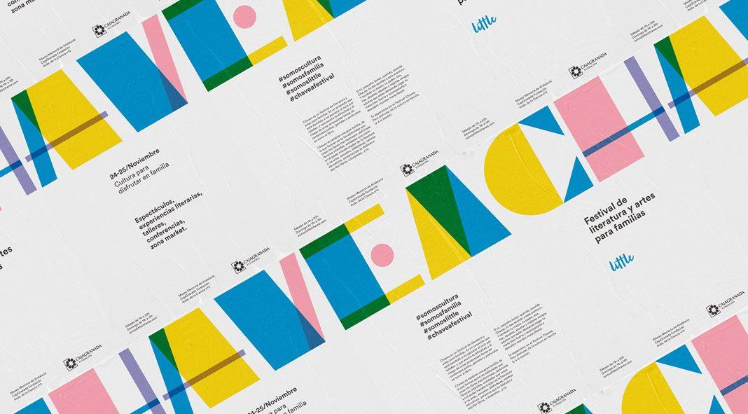 Chavea branding, graphic design, and art direction by Plácida Design Studio.