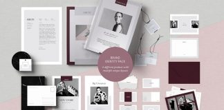 Grete branding templates bundle for Adobe InDesign.