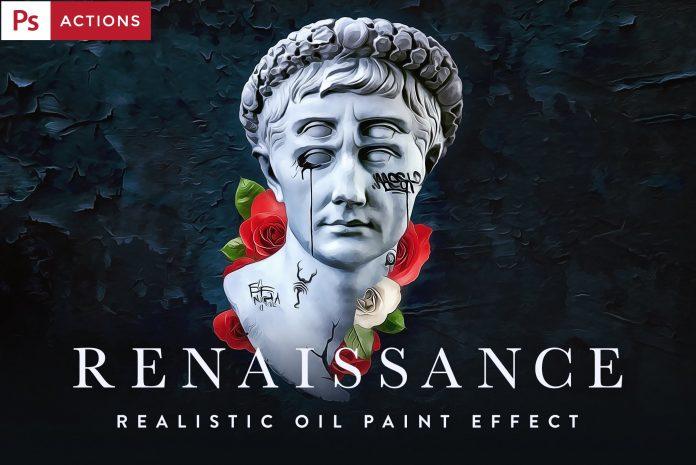 RENAISSANCE - Oil Painting Actions