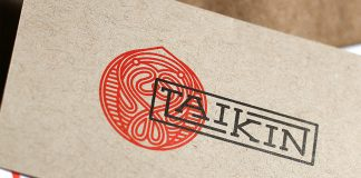 Taikin Asian Restaurant branding by Oscar Bastidas.
