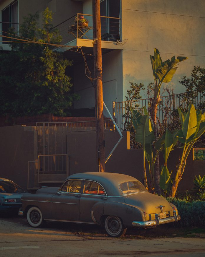 PARKED CARS Photography by Franck Bohbot