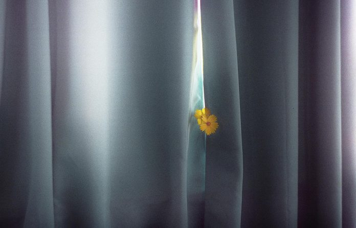 An image from the photographic diary by Li Hui.