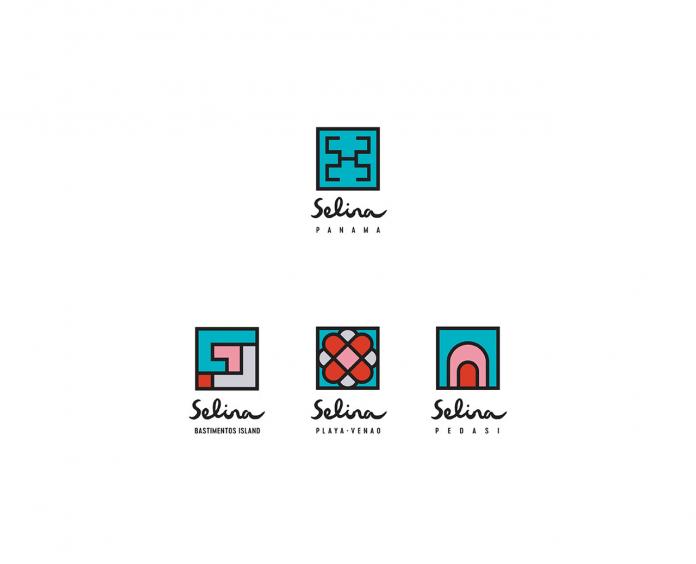 Selina Hostels branding by Squat New York.
