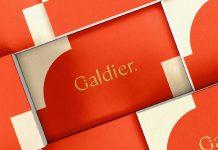 Galdier branding by Kati Forner.