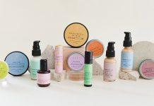 TEIA Cosmetics - brand and packaging design by Daniela Romero