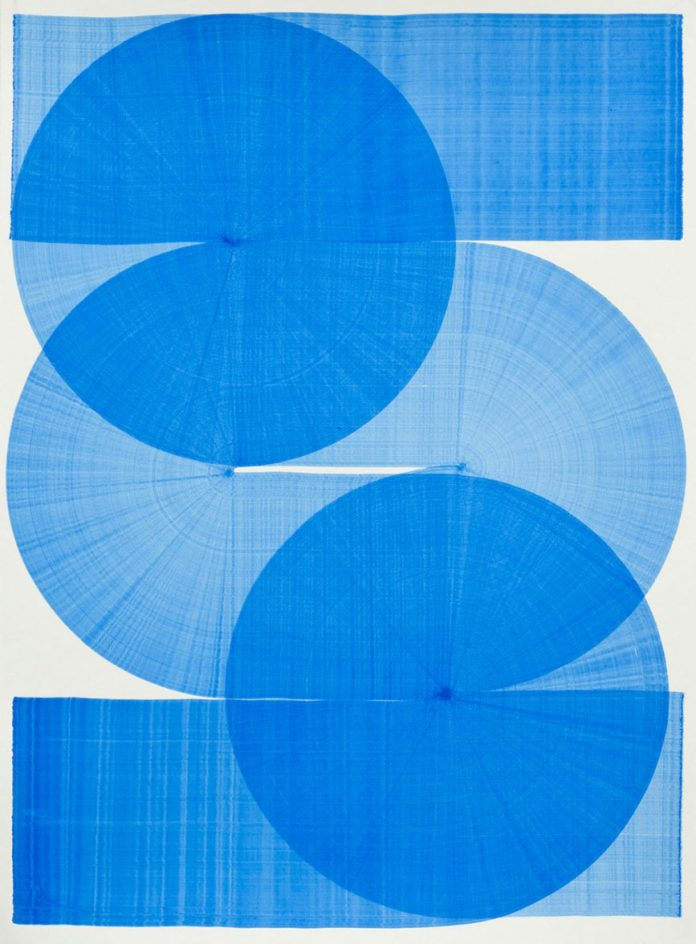 Markerdrawings by Dutch artist Thomas Trum.