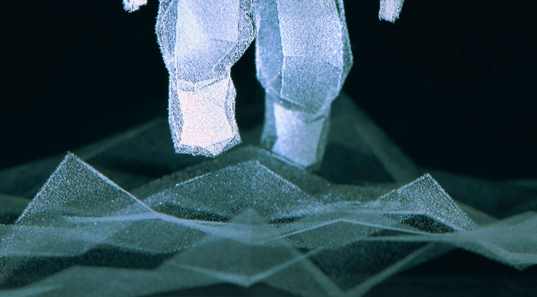 'Sub-Surface' – Experimental Film Inspired by Hi-Tech Tourist Tat.