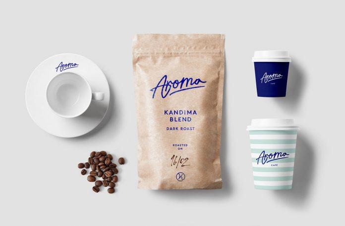 Kandima hotel branding by agency Snask.
