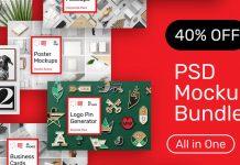 Adobe Photoshop Mockup Bundle