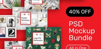 Adobe Photoshop Mockup Bundle