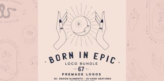 Born in Epic Logos