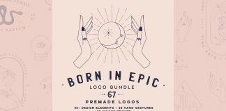 Born in Epic Logos