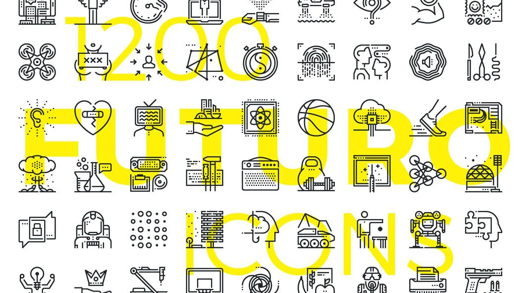 Futuro Line Icons by Bloomicon.