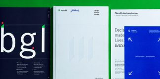 Manulife rebranding by Oddity Studio.