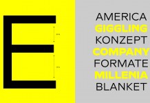 Novera font family by René Bieder.