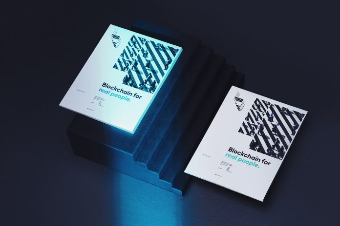 Branding case study by Futura for BLOC, a blockchain studio that designs and develops digital infrastructures.
